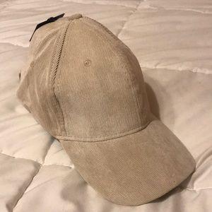 Taupe Baseball cap